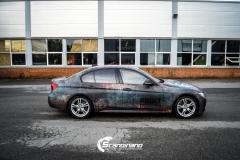 BMW 3 serie custom rust design_-5
