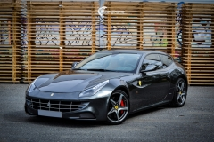 Ferrari FF helfoliert med lakkbeskyttelsesfilm fra STEK (12 из 14)