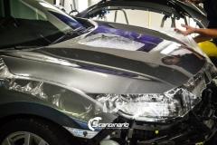 Honda Type R foliert i Lakkbeskyttelsesfilm  Scandinano