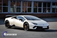 Lamborghini foliert med lakkbeskyttelsesfilm!