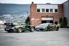 Lamborghini Gallardo og Porsche 911-29