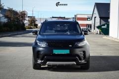 Land Rover Discovery helfoliert i matt lakkbeskyttelsesfilm fra STEK (1 из 12)