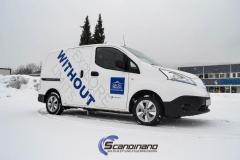 Nissan e-NV200 profilert med Arctic Trucks dekor.-0240
