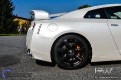 Nissan gtr white diamant-10