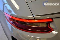 Porsche 911 GT3 delfoliert med STEK Lakkbeskyttelsesfilm.--9