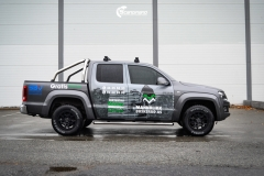 Volkswagen Amarok profilert for Mannblikk Buskerud AS (2 из 9)