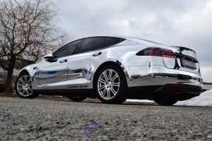 Solfilm og helfoliering av bil