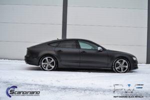 Solfilm til bil Audi A7
