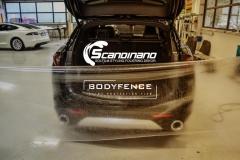 Alfa romeo bodyfence