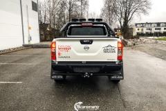 Arctic Trucks designet pa Nissan Navara (2 из 8)