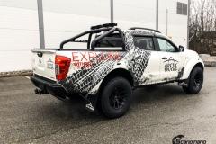 Arctic Trucks designet pa Nissan Navara (4 из 8)