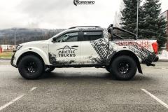 Arctic Trucks designet pa Nissan Navara (5 из 8)