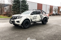 Arctic Trucks designet pa Nissan Navara (6 из 8)