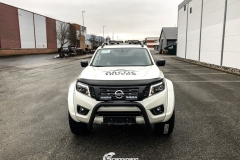 Arctic Trucks designet pa Nissan Navara (7 из 8)