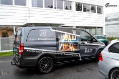 Asker Entreprenoren AS designet pa Mercedes Benz Vito (1 из 7)