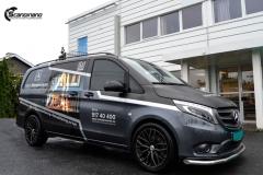Asker Entreprenoren AS designet pa Mercedes Benz Vito (7 из 7)