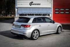 Audi-A3-S-Line-Helfoliert-i-Gloss-White-Aluminum-fra-3M-12-из-12