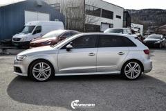 Audi-A3-S-Line-Helfoliert-i-Gloss-White-Aluminum-fra-3M-4-из-12