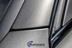 Audi A4 foliert i matt black diamand by pwf-5