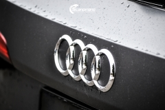 Audi A4 helfoliert i 970 Charcoal Metallic Matt fra Oracal-15