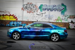 Audi A5 galakse style-4