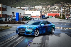 Audi A5 galakse style-5
