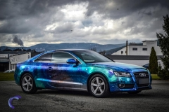Audi A5 galakse style-8
