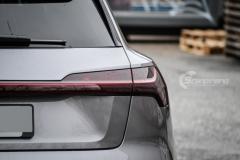 Audi e-tron Helfoliert i lakkbeskyttelsesfilm fra STEK-11