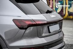 Audi e-tron Helfoliert i lakkbeskyttelsesfilm fra STEK-12