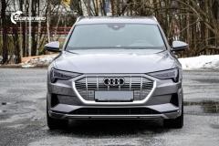 Audi e-tron Helfoliert i lakkbeskyttelsesfilm fra STEK-7