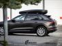 Audi e-tron helfoliert i Matt Diamond Black fra PWF