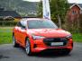 Audi e-tron helfoliert med lakkbeskyttelsesfilm fra STEK