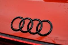 Audi e-tron helfoliert med lakkbeskyttelsesfilm fra STEK (10 из 12)