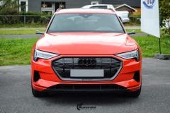 Audi e-tron helfoliert med lakkbeskyttelsesfilm fra STEK (3 из 12)