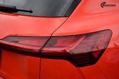 Audi e-tron helfoliert med lakkbeskyttelsesfilm fra STEK (9 из 12)