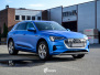 Audi e-tron helfoliert med Satin Perfect Blue fra 3M