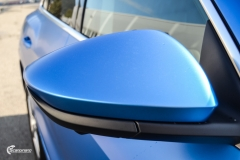 Audi e-tron helfoliert med Satin Perfect Blue fra 3M-16