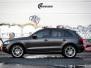 Audi Q5 helfoliert i Matt Diamond Black fra PWF