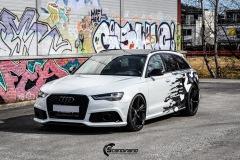 Audi-RS6-Foliert-med-camo-print-folie-5