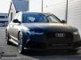 Audi RS6 helfoliert med sort matt