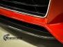 Audi TT delfoliert i Gloss carbon red