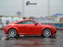 Audi TT Helfoliert i Gloss Dragon Fire Red fra 3M