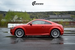 Audi-TT-Helfoliert-i-Gloss-Dragon-Fire-Red-fra-3M-1
