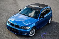 BMW 1 Serie Solfilm