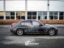 BMW 3 serie custom rust design