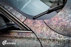 BMW 3 serie custom rust design_-7