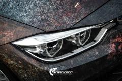 BMW 3 serie custom rust design_-80