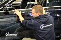 BMW 5 serie foliert i Lakkbeskyttelsesfilm Scandinano_-4