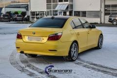 BMW-5-serie-foliert-i-matt-sunflower-metallic-5