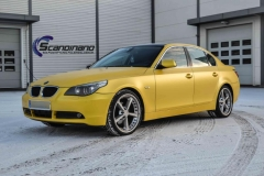BMW-5-serie-foliert-i-matt-sunflower-metallic-9